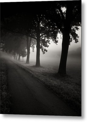 Road To Nowhere.... Metal Print by Jaromir Hron
