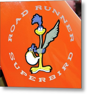 Roadrunner Metal Print by Guy Whiteley