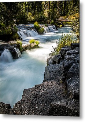 Metal Print featuring the photograph Rogue River - 2 by Randy Wood