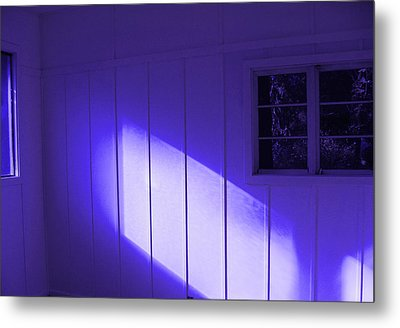 Room With A Mood Metal Print by Kym Backland