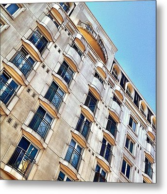 Rooms In A View! Metal Print