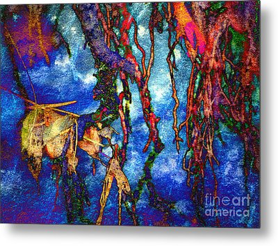 Metal Print featuring the photograph Roots by Irina Hays