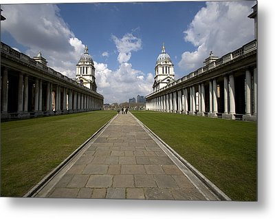 Royal Naval College Metal Print by Lonely Planet