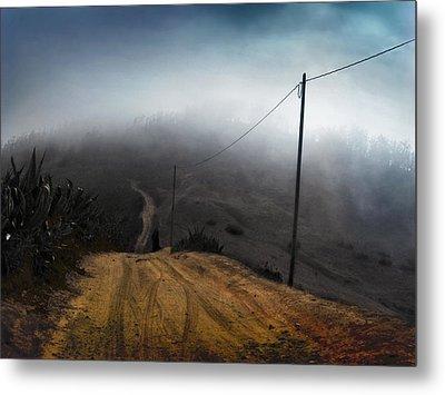 Ruralscape #4 Metal Print by Alfredo Gonzalez