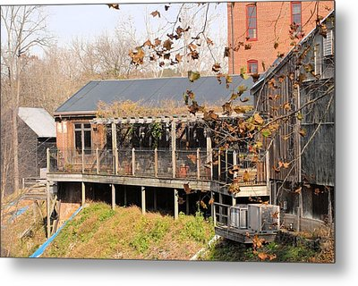 Rustic With Class Metal Print by