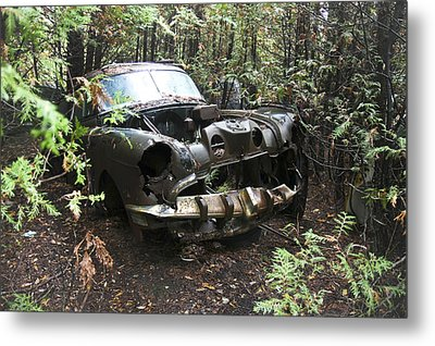 Metal Print featuring the photograph Rusty And Crusty 2 by Nick Mares