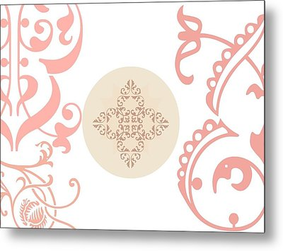Sacred Initiation  Metal Print by Sacred  Muse