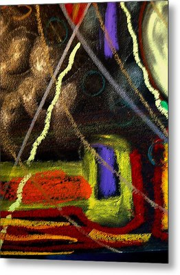Sacred Kiva Two Metal Print by Clarity Artists