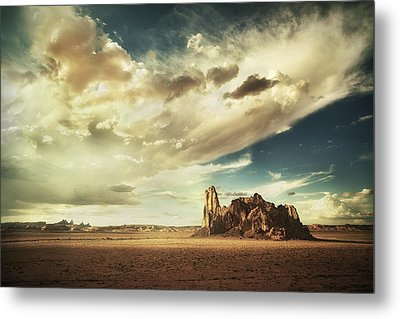 Sacred Land Metal Print by Stuart Deacon