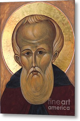Saint Demetrius Metal Print by Christine Hales