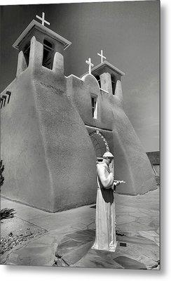 Saint Francis And San Francisco De Asis Church I Metal Print by Steven Ainsworth