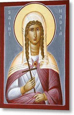 Saint Nadia - Hope Metal Print