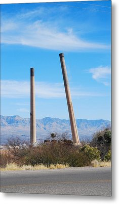 San Manuel 8 Metal Print by T C Brown