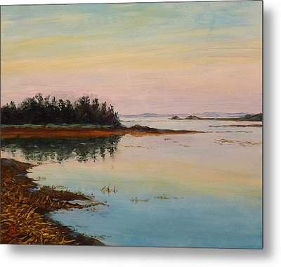 Sandy Hook Metal Print