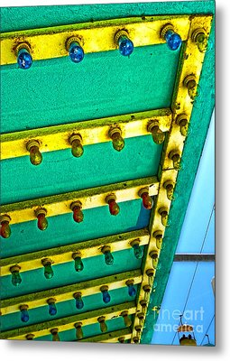 Santa Cruz Boardwalk - 02 Metal Print by Gregory Dyer