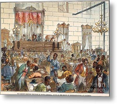 Sc: Legislature, 1876 Metal Print by Granger