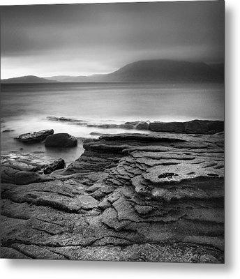Scotland Elgol II Metal Print by Nina Papiorek