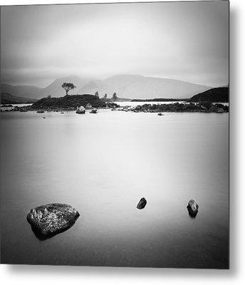Scotland Nah Achlaise Metal Print by Nina Papiorek