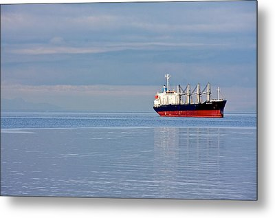 Metal Print featuring the photograph Sea To Sky by Scott Holmes