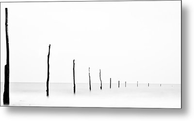 Seascape Metal Print by Photography by Neil Shearer