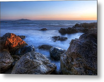 Seaside Rocks Metal Print by Svetlana Sewell
