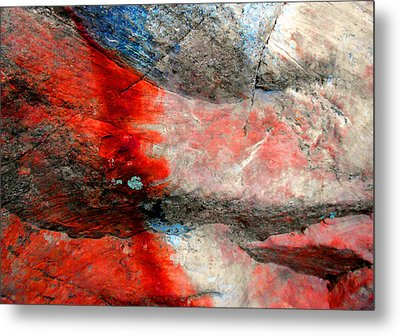 Sedona Red Rock Zen 2 Metal Print