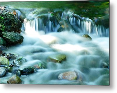 Serenity Metal Print by Andres LaBrada