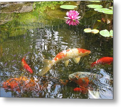 Serenity Metal Print by Laurianna Taylor
