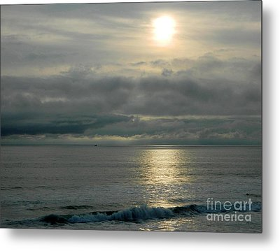 Metal Print featuring the photograph Shades Of Gray by Everette McMahan jr