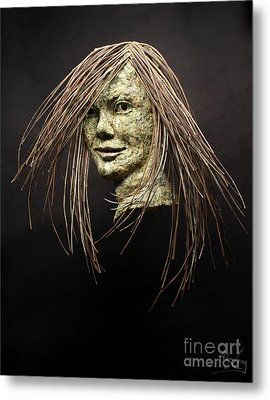 Shana Metal Print by Adam Long