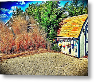 Shed Some Light Metal Print by Jaclyn Dilling