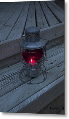 Metal Print featuring the photograph Signal Beacon by Cheri Randolph