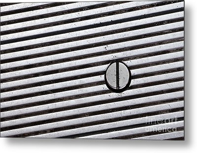 Geometry Metal Print by Dan Holm