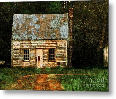 Simple Life Metal Print by Trish Clark