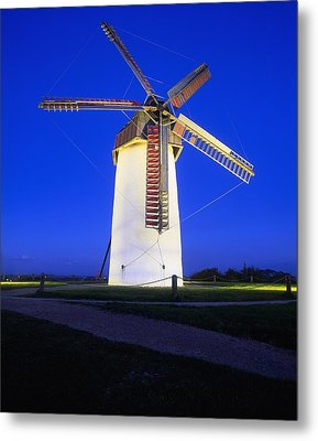 Skerries Mills Co Fingal, Ireland Metal Print by The Irish Image Collection