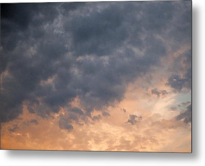 Metal Print featuring the photograph Sky 1 by John Crothers