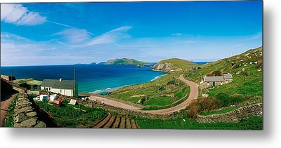 Slea Head & Blasket Islands, Dingle Metal Print by The Irish Image Collection