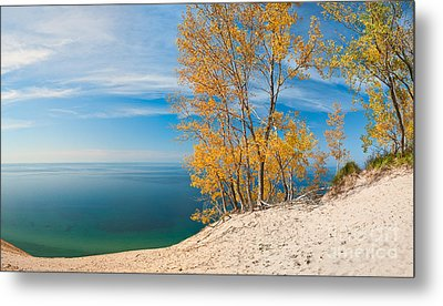Sleeping Bear Dunes Vista 001 Metal Print