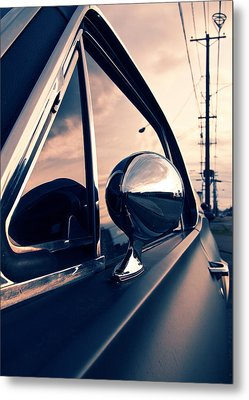 Slick As A Bullet Metal Print by Vorona Photography