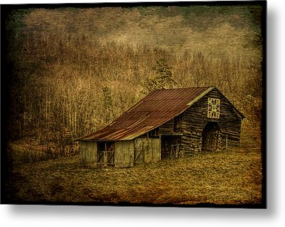 Slightly Out Of Kilter Metal Print