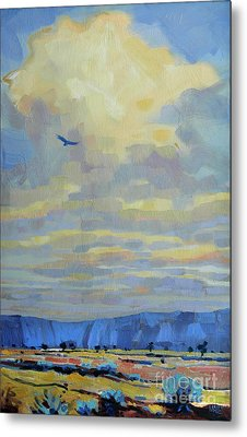 Soaring Metal Print by Donald Maier