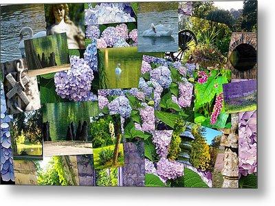 Soft Lavender Metal Print by Sherry  Kepp