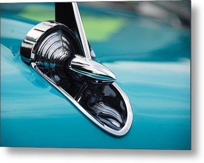 Metal Print featuring the photograph Softly by John Schneider