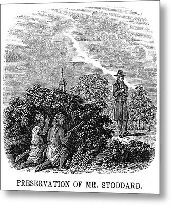 Solomon Stoddard Metal Print