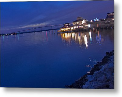 Solomons Island Metal Print by Kelly Reber