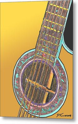 Sound Idea Metal Print