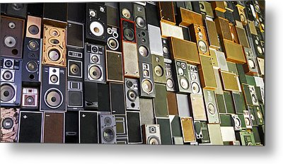 Metal Print featuring the photograph Sound Of Music ... by Juergen Weiss