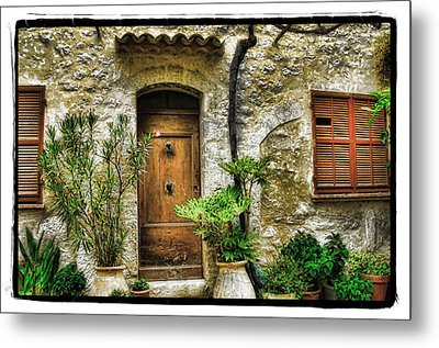 South Of France 1 Metal Print by Mauro Celotti