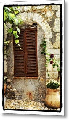 South Of France Metal Print by Mauro Celotti