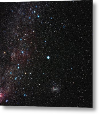 Southern Milky Way Metal Print by Eckhard Slawik